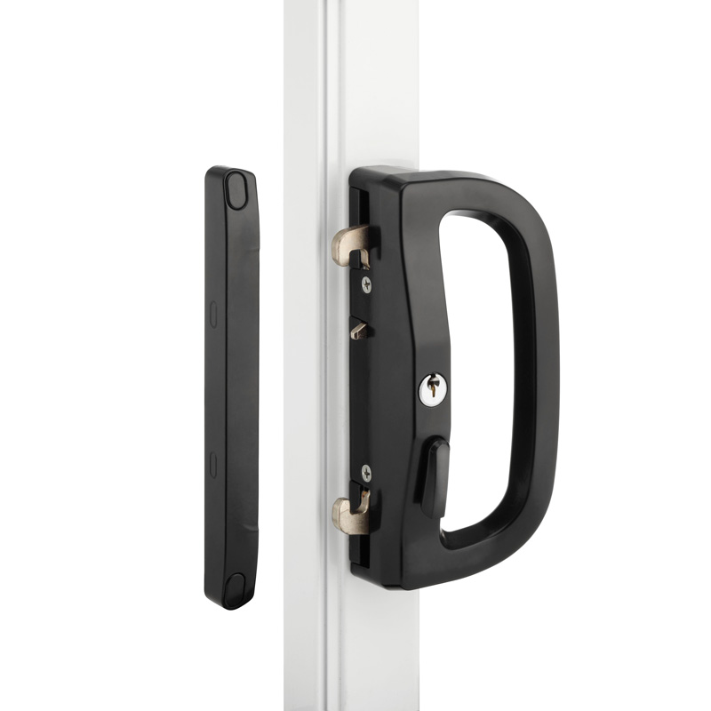 Yarra View Curve Lock For Sliding Glass Doors Austral Lock